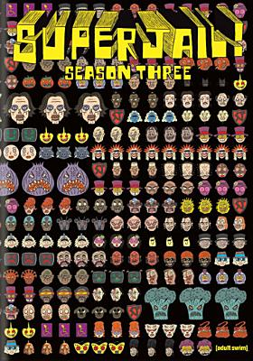 SUPERJAIL:SEASON THREE BY SUPERJAIL (DVD)